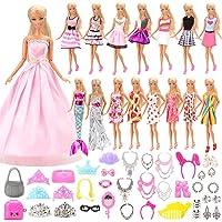 Miunana 15 Piezas Vestido Fashion Falda Mini Fiesta