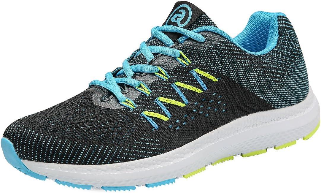 Xtep Hombre Misión Muelle de zapatilla de running Sport zapatos 984219119222 negro y azul negro y azul Talla:44,5 EU: Amazon.es: Deportes y aire libre