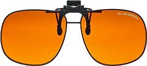 BluBlocker Large Clip On Sunglasses 62mm width lens - 2702K