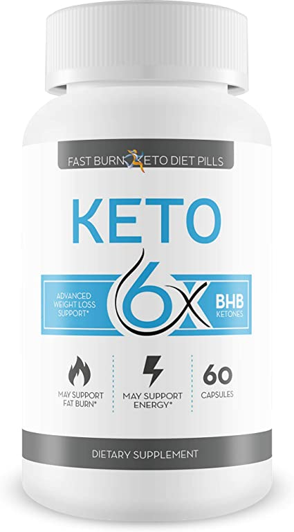 Amazon.com: Keto 6 X - Extra Potent Formula - Advanced Weight Loss ...