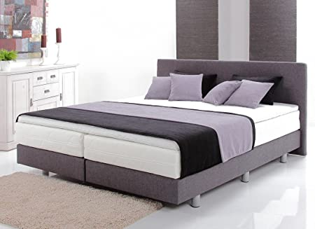 Topper 180x200 Boxspring.Moebel4home Boxspring Bed With Topper And Saturn Fun