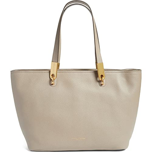 53ff643ddd2d Marc Jacobs Pike Place East West Leather Tote Cement (Cement)  Amazon.ca   Shoes   Handbags