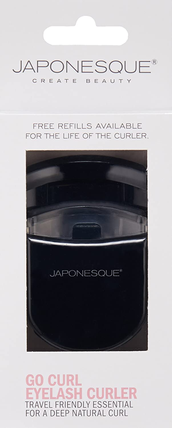 Japonesque Go Curl Eyelash Curler Black Amazon Luxury Beauty