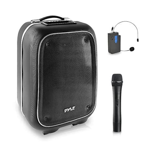 Review Wireless Portable PA Speaker