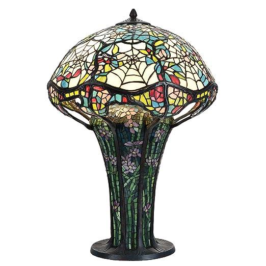 Amazon.com: Bieye L10668 - Lámpara de mesa con base de latón ...