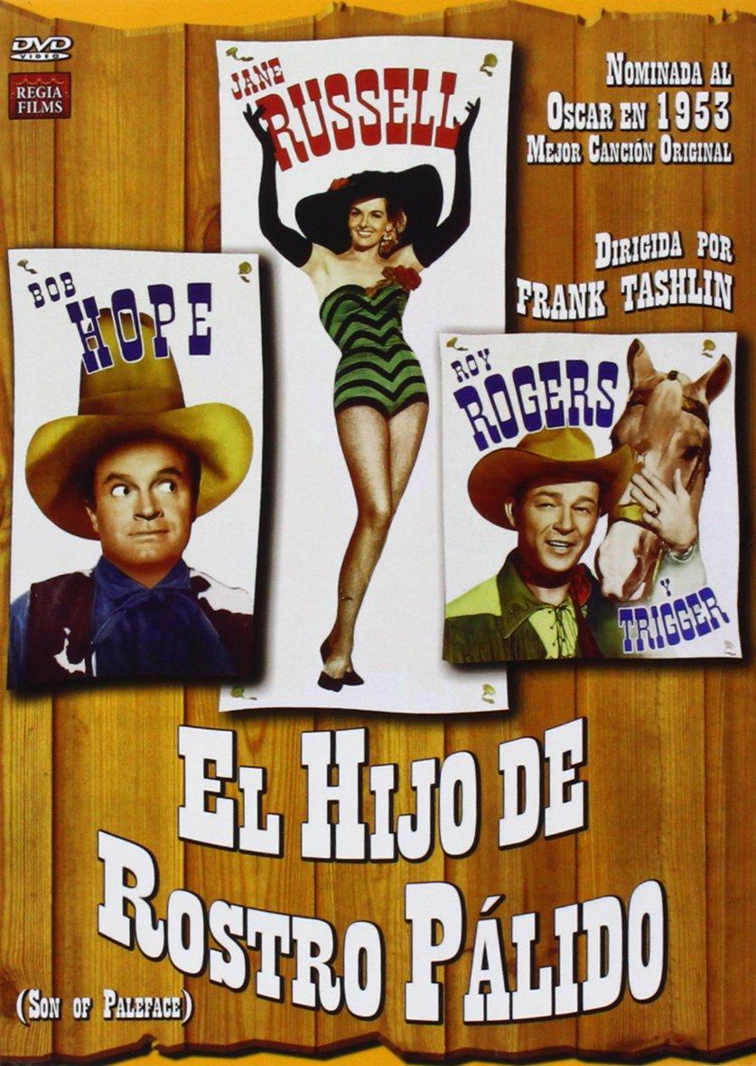 El Hijo De Rostro Pálido [DVD]