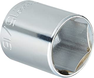 """product image for Wright Tool 3030 3/8"""" Drive 6 Point Standard Socket, 15/16"""""""