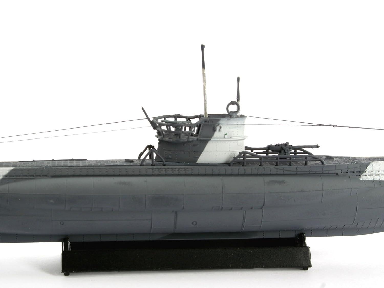 Revell U-Boat Maqueta Submarino alemán Type VII C, Kit Modello Escala 1:350 (5093) (05093),, 19,2cm de Largo (: Amazon.es: Juguetes y juegos