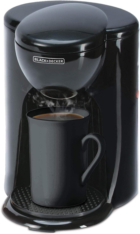 Black & Decker Coffee Maker DCM25-B5 in Kenya 330W Coffee Maker