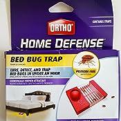Amazon Com Ortho Bed Bug Trap 0465510 Garden Outdoor
