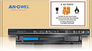 Angwel Dell XCMRD Battery for Dell Inspiron 14-3421 Inspiron 15-3521 Inspiron 17-3721, Fit for 0MF69 Series[40Wh 14.8V]