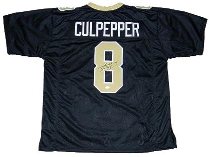 bca23ec54 Daunte Culpepper Autographed Jersey - Central Florida  8 - JSA ...