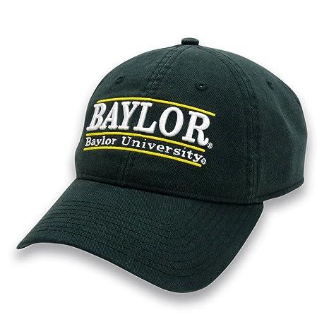 superior quality c8989 0e142 ... australia ncaa baylor bears adult the game classic adjustable hat dark  green b0cef 03c51