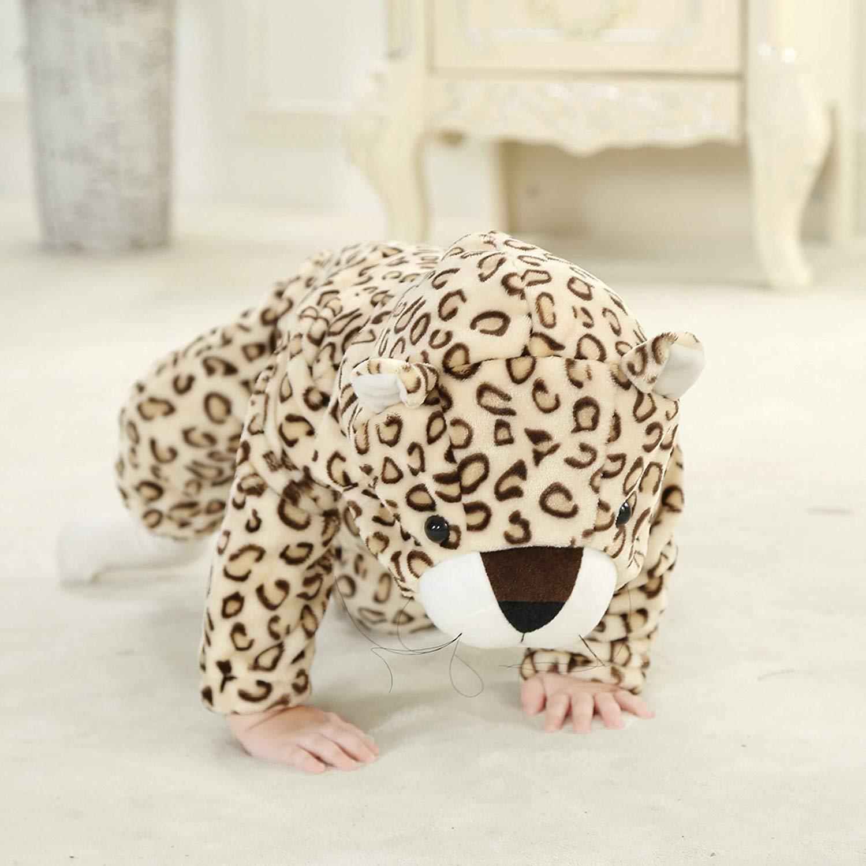 Beb/é Ropa Disfraces Franela Traje Animales Pelele Unisexo Disfraz Invierno Kigurumi