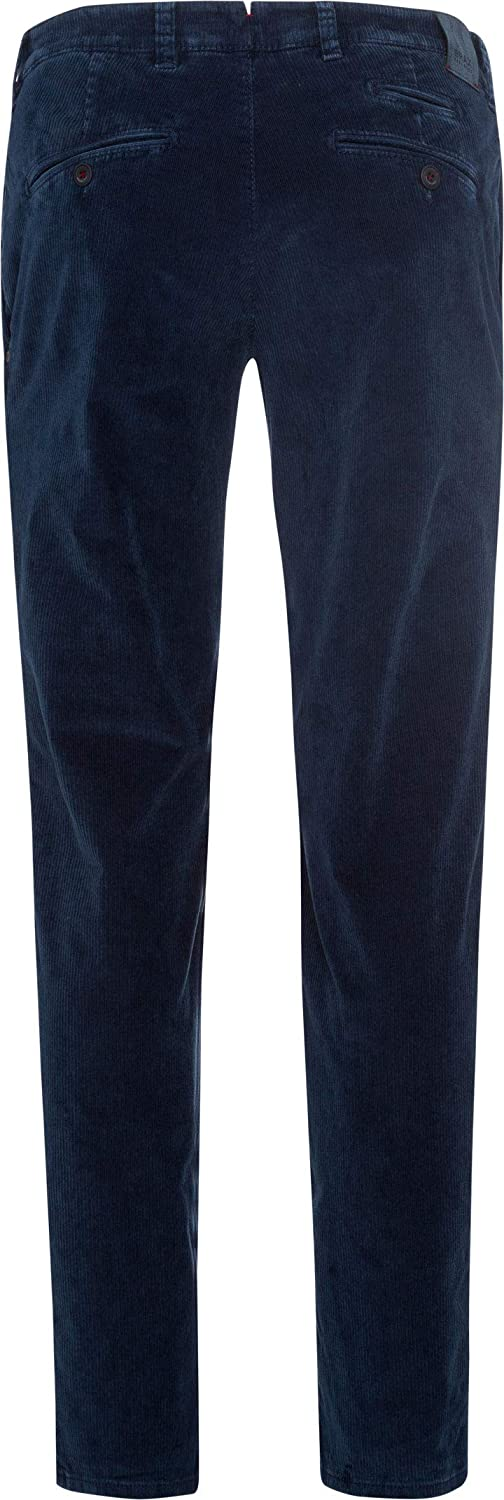 BRAX Men's Style Fabio in Trouser Blue