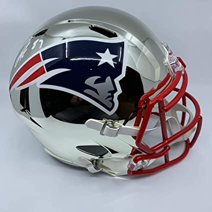 cfb7cd16494 Amazon.com  Rob Gronkowski Signed New England Patriots Full Size ...