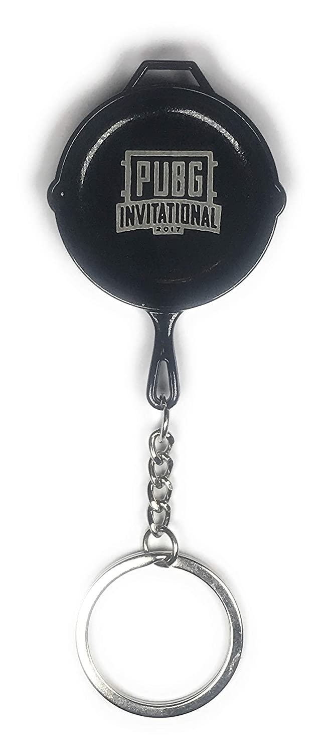 DeltaHalo | PUBG Keychain PlayerUnknowns Battlegrounds Keyring US Seller