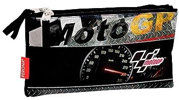 Moto GP- Estuche portatodo Triple Plano (Montichelvo 54213 ...
