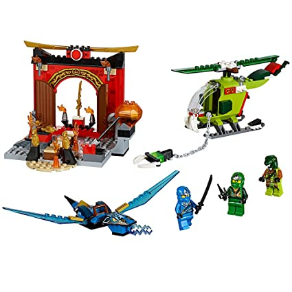 Lost Year Olds Temple Juniors Toy Lego 10725 For 4 f7b6gyY