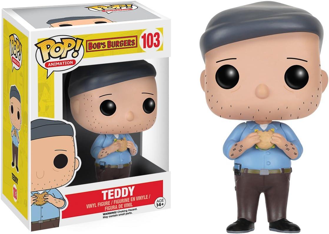 Vinilo Bobs Burgers Teddy POP