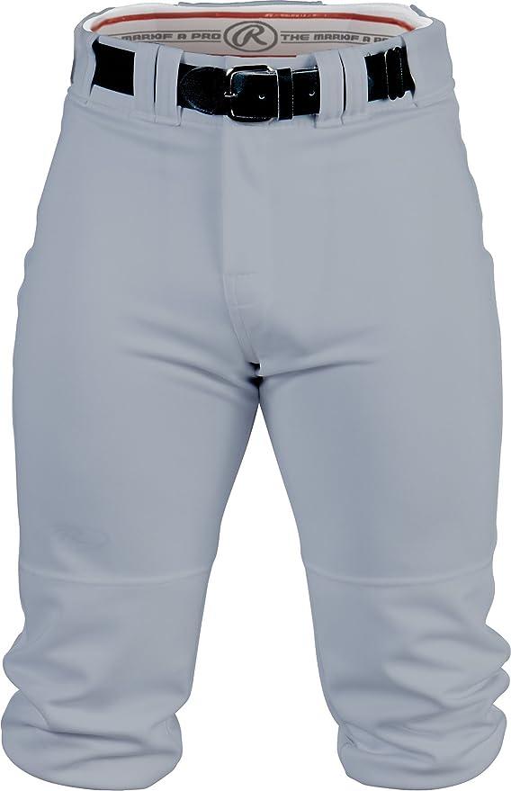 Knee-High Pants