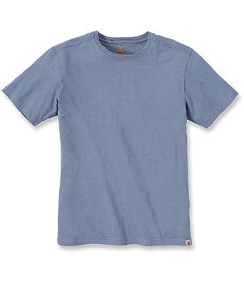 Carhartt Big & Tall Maddock Kurzärmeliges T-Shirt Ohne Taschen für  Herren: Amazon.de: Bekleidung