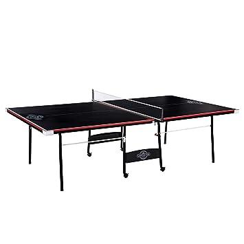 Lancaster - Juego de Mesa de Ping Pong Plegable para Interiores (2 ...