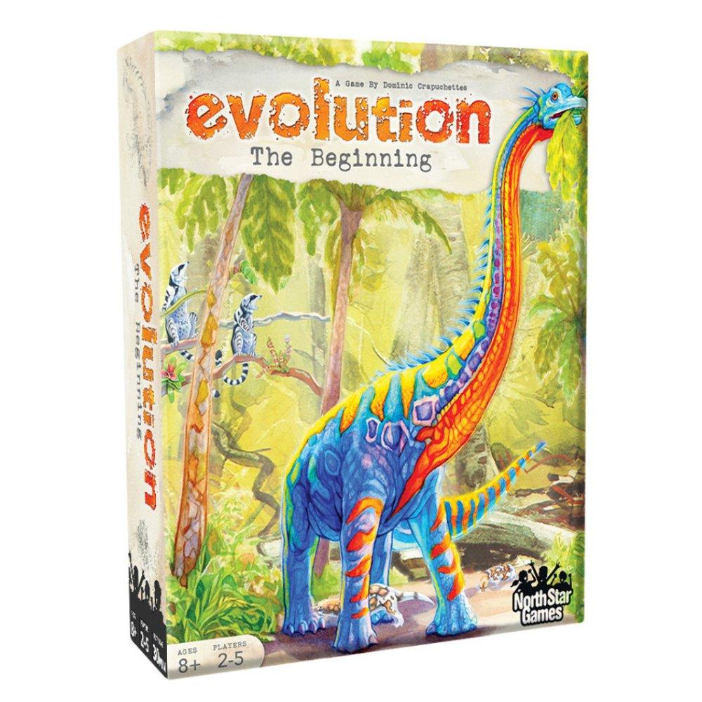 Evolution the Beginning Game Review, Gameschooling @ HomeschoolGameschool.com