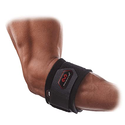 MD489 McDavid Level 2 Elbow Strap with Pads