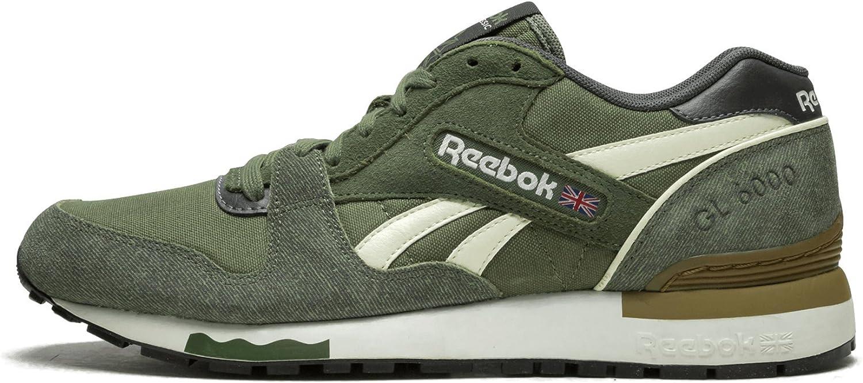 Reebok Classic 1 Men's Gl 6000 PT Low-Top Sneakers// AQ9849 SALE 45/% OFF