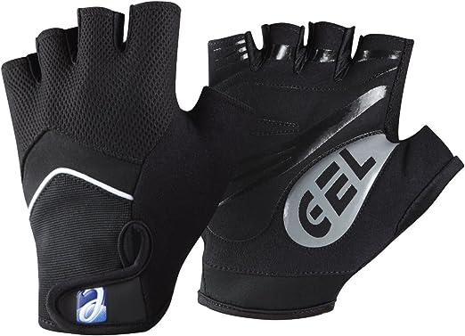 Men/'s Cycling Bike Half Finger Short Finger Gloves with Grip
