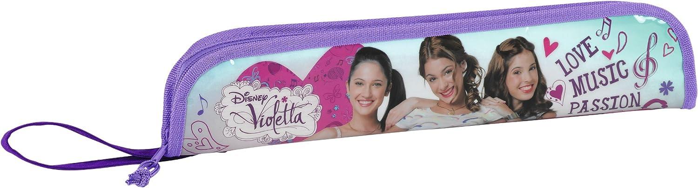 Violetta - Portaflautas, 37 x 8 x 2 cm (SAFTA 811347284): Amazon.es: Equipaje