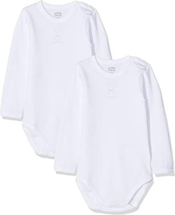 Chicco Body (Pack de 2) para Bebés: Amazon.es: Ropa y accesorios