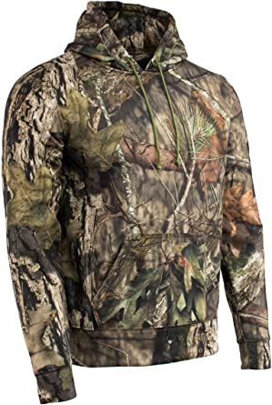 Milwaukee Performance MPM1778 Mens Pull Over Mossy Oak Camouflage Hoodie