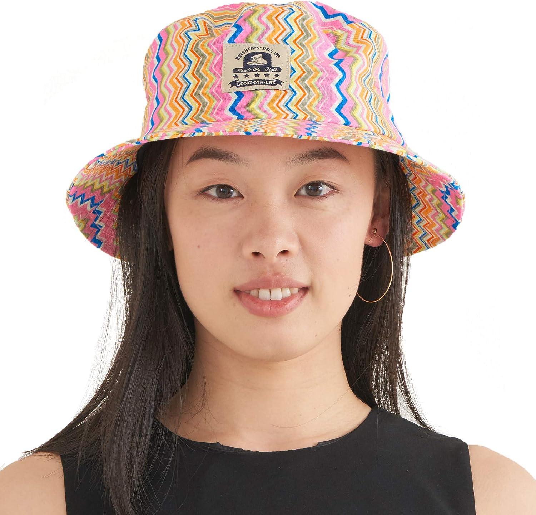 Summer Bucket Hat - Sun Hat...