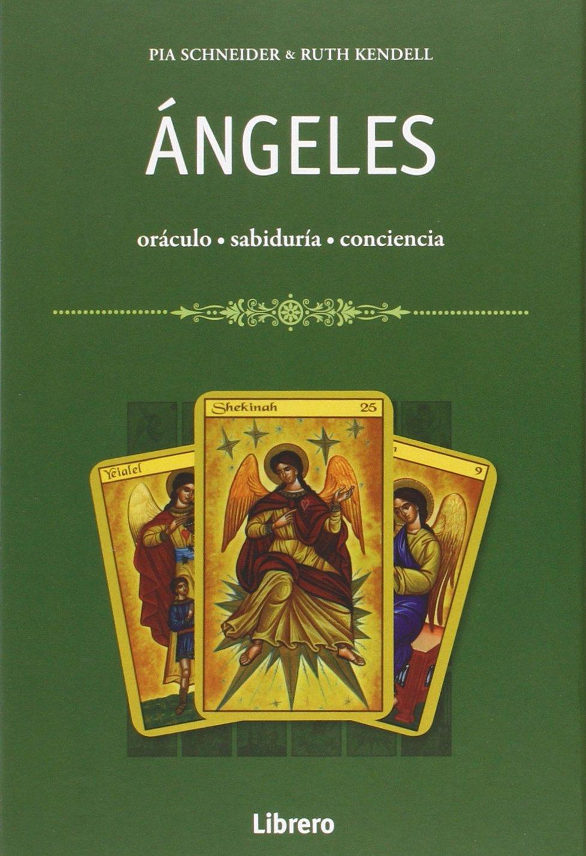 Caja ángeles, libro + cartas: Amazon.es: Pia Schneider: Libros