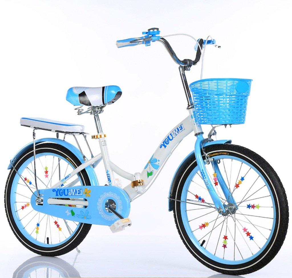 CSQ スチール自転車、男の子、女の子自転車安全な子供時代の自転車5-18歳の赤ちゃん補助輪自転車115-128CM 子供用自転車 (色 : B, サイズ さいず : 115CM) B07DWMFMTZ 115CM|B B 115CM