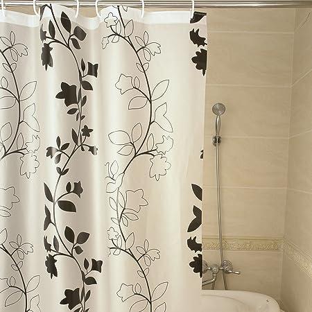 Waschbecken24 Design Duschvorhang Vorhang Für Dusche Badewanne