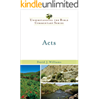 Acts (Understanding the Bible Commentary Series) (English Edition)