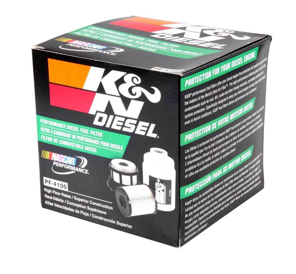 K&N PF-4100 Fuel Filter K&N Engineering