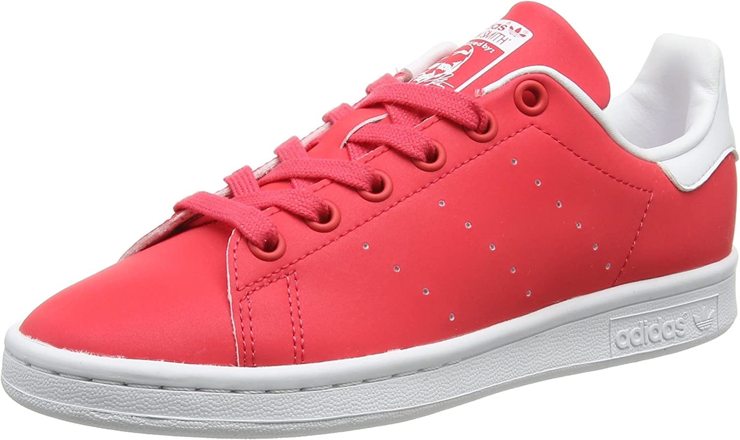 adidas Women's Low-Top Trainers, Pink Core Pink Core Pink FTWR White, 4.5 UK