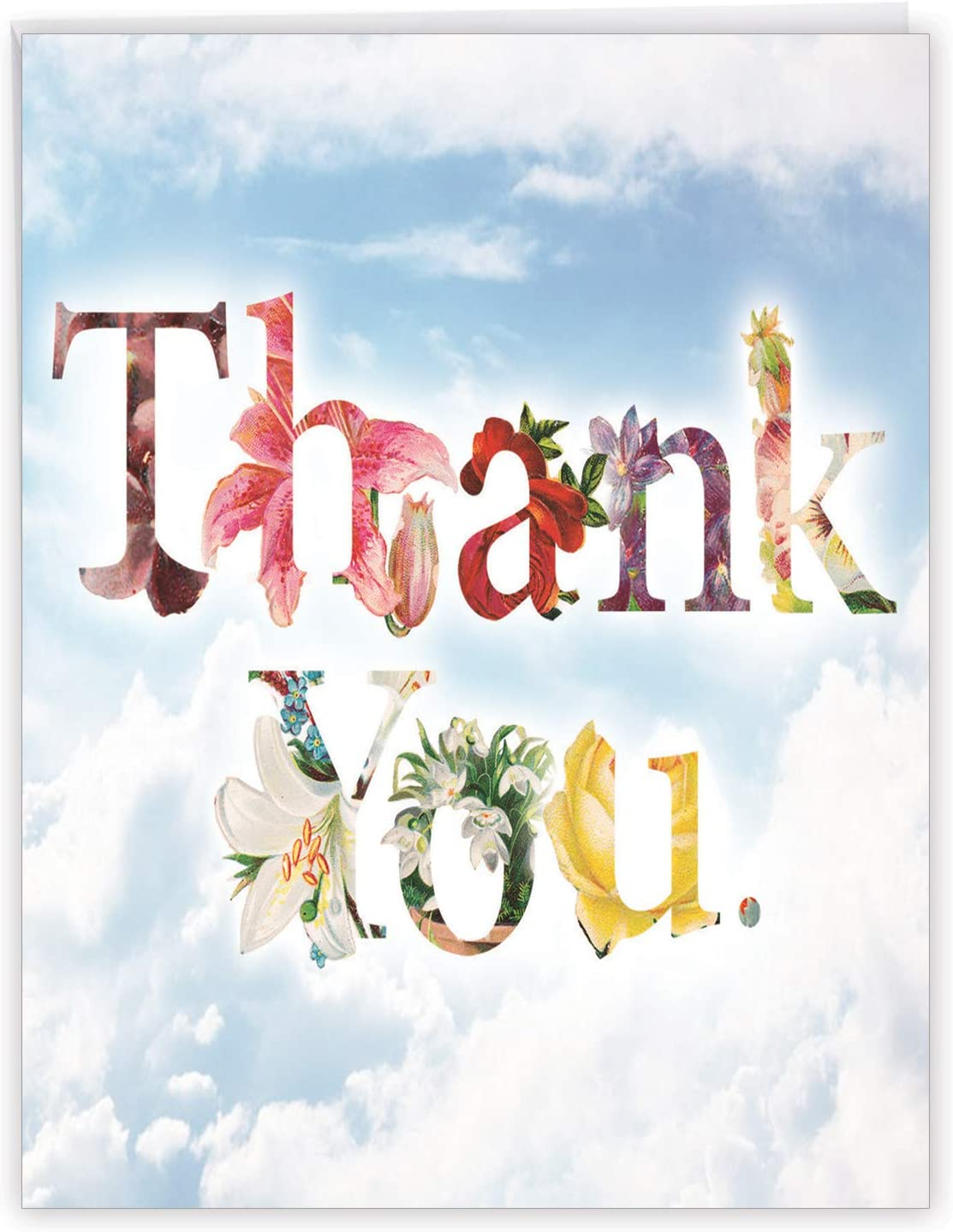 Thank You Notecard 1 in 8 Billion Greeting Card Thank You Greeting Card Thank You Friendship Card Funny Thank You Card