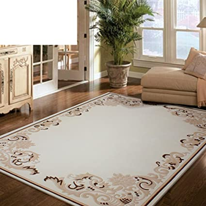 Amazon Com Fjdgjhb Simple European Style Carpet Modern American