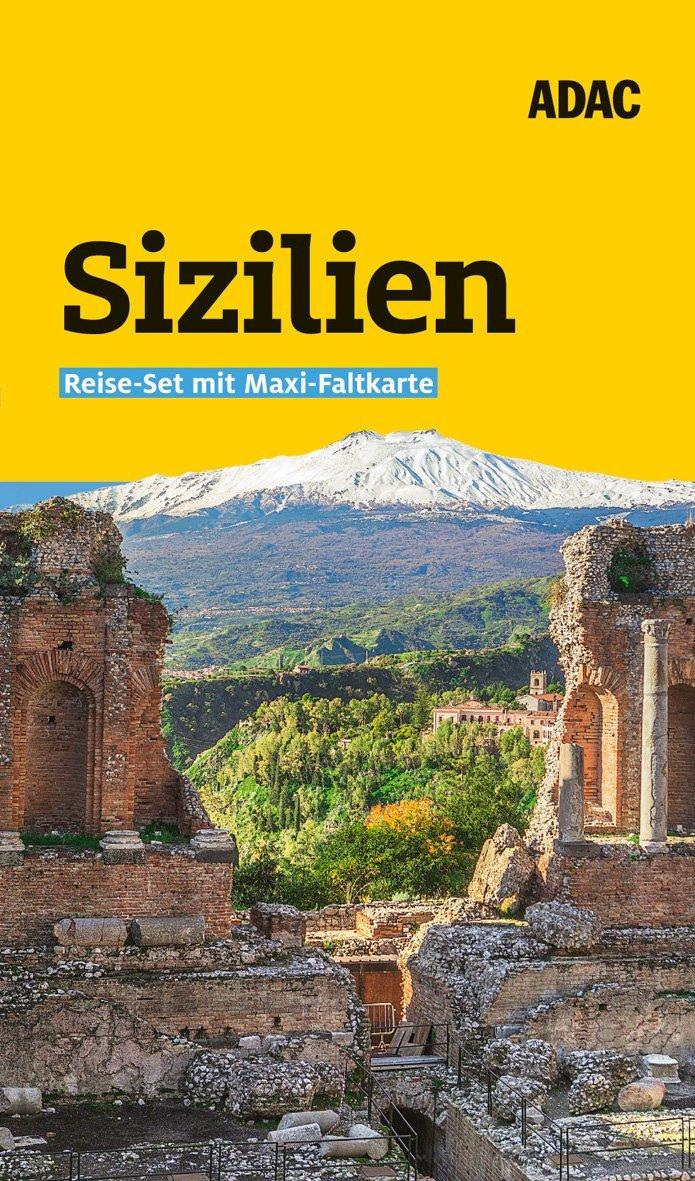 ADAC Reiseführer plus Sizilien: Das ADAC Reise-Set mit Maxi-Faltkarte zum Herausnehmen Taschenbuch – 8. Januar 2019 Nicoletta De Rossi 3956893492 Italien Sizilien / Reiseführer