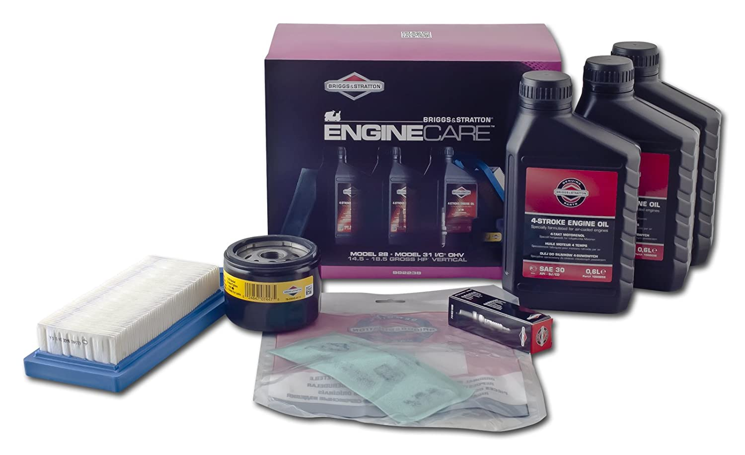 Briggs & Stratton 992238 Engine Care Kit