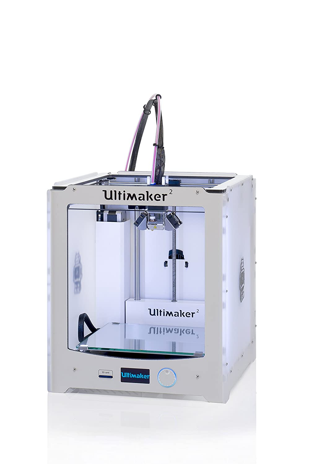 Impresora 3D Ultimaker 2: ensamblada: Amazon.es: Industria ...