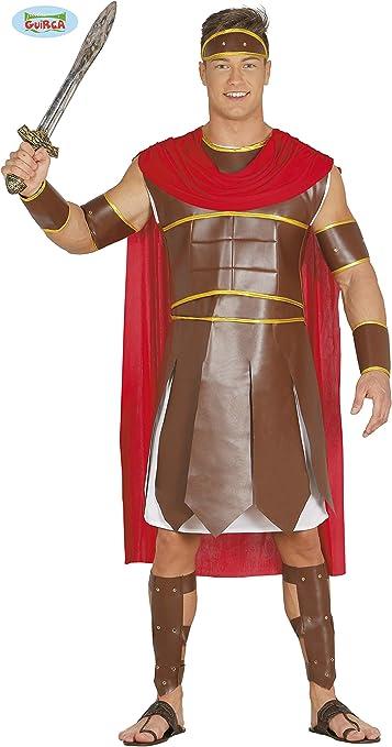 Disfraz de Romano adulto: Amazon.es: Juguetes y juegos