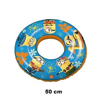 Dabuty Online, S.L. Flotador 50 cm Diseño Minions Salvavidas: Amazon.es: Hogar