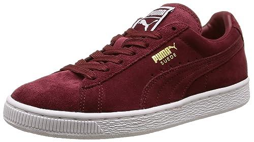 Puma Herren Suede Classic Sneaker