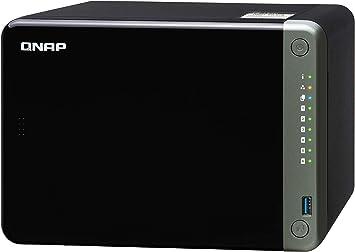 Qnap Ts 653d 4g Us 6 Bay Nas Gehäuse Netzwerkspeicher Computer Zubehör